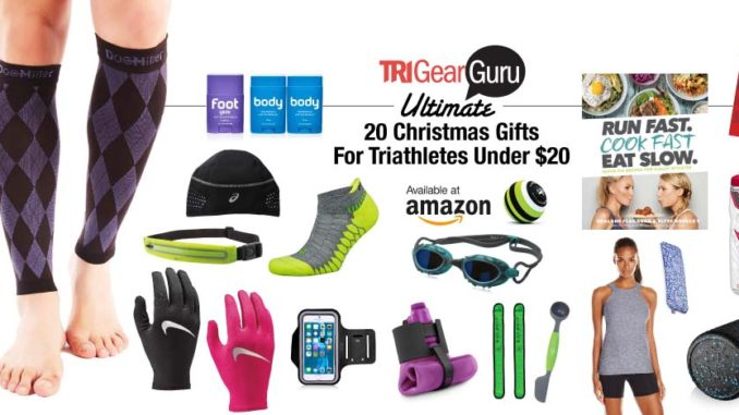 20 Best Triathlete Gifts Under $20