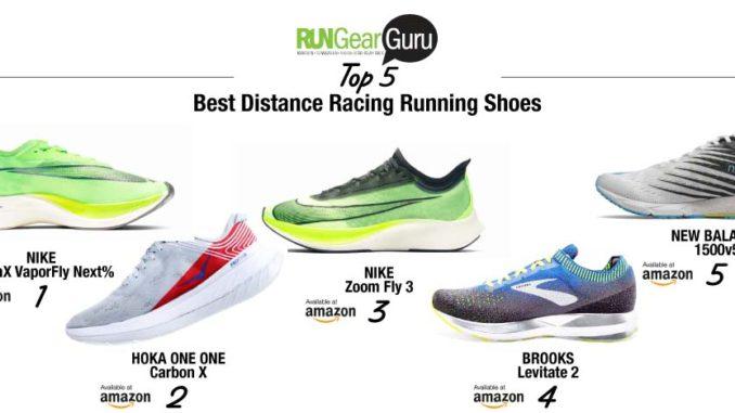 2019-20 Best Distance Racing Shoes