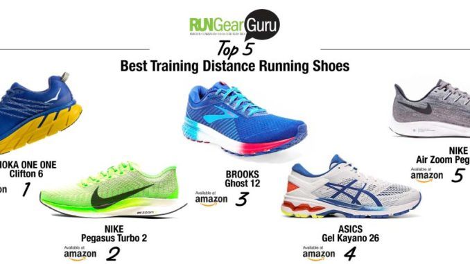 Long Distance Training Shoes