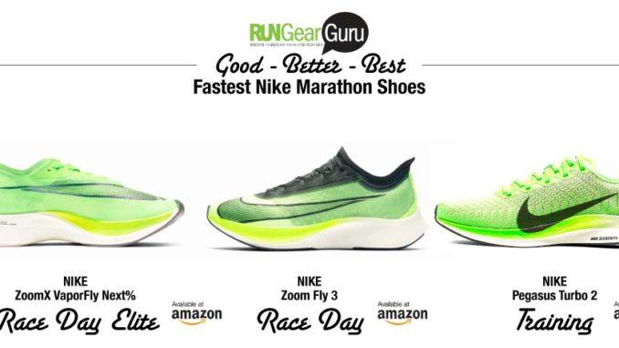 Fastest Nike Marathon Shoes