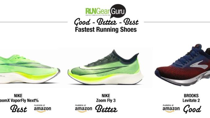 What Are The Fastest Running Shoes